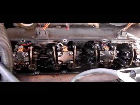 hqdefault 97 f350 7 3 powerstroke valve cover removed and running youtube  at mifinder.co