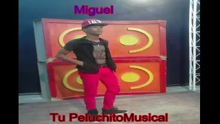 Miguel Tuh PeluchitoMusical Ft Del Flow Morales & El Rompe Clave Big Black-A 2015