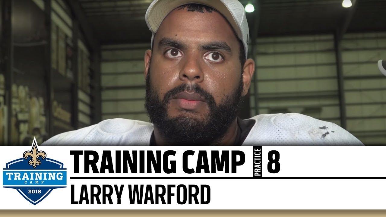 Larry warford post practice presser practice 8 2018 training larry warford post practice presser practice 8 2018 training camp publicscrutiny Images