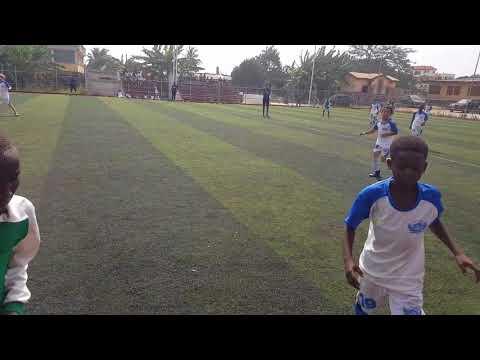 Astros football academy match ghana