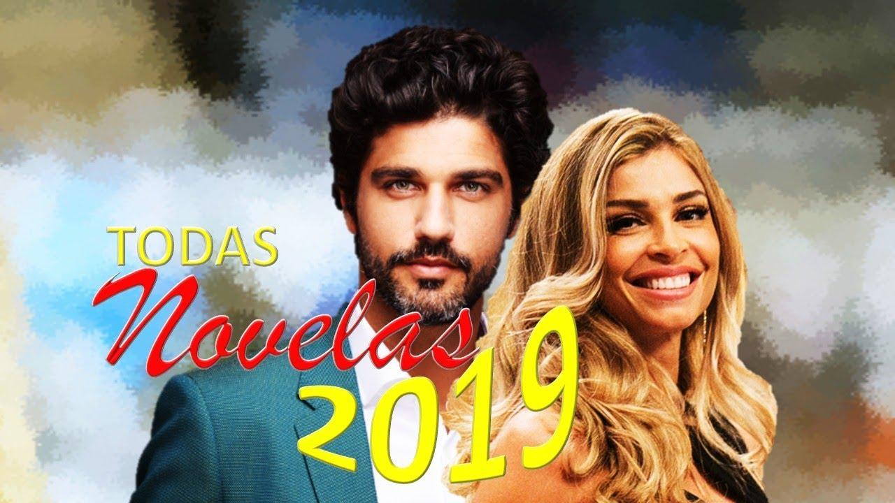 As Novelas Da Globo Record E Sbt Em 2019 Conheça As