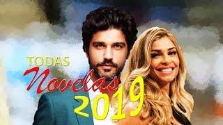 As Novelas Da Globo, Record E Sbt Em 2019 - Conheça As Tramas!