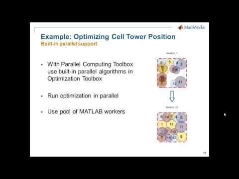Parallel Computing with MATLAB