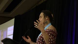 2017 ATALAM Conference - Pathfinder Award - Awardee Winona LaDuke