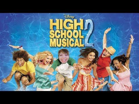 High School Musical 2 es T'OXIC0 ( y  g e i ) / #GDR 5