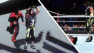 WWE 2K20 Gameplay Shinsuke Nakamura Vs Aj Styles Survivor Series Highlights HD