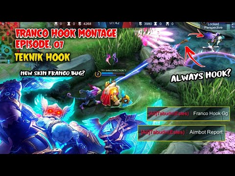 FRANCO HOOK MONTAGE EPS. 07   Inspired By Fox Moba & Wolf Xotic
