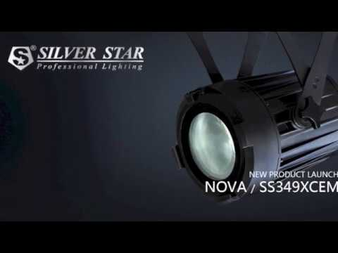 SSP NOVA- Par Light (Silver Star Product)