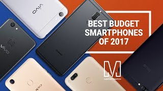 Best Budget Smartphones of 2017: Under $300