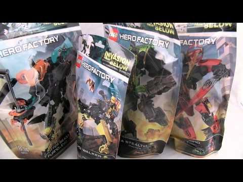 Hero Factory Invasion ...