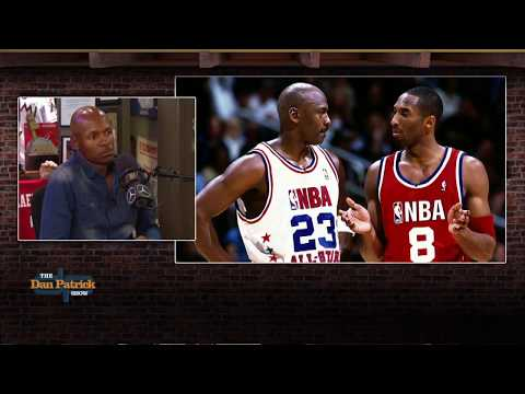Ray Allen: Why Michael Jordan Is Still NBA's G.O.A.T. over LeBron | The Dan Patrick Show | 9/11/18