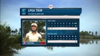 Tiger Woods PGA TOUR 14 Xbox 360 Gameplay Part 2