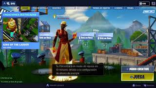 Jugado FORTNITE con subs