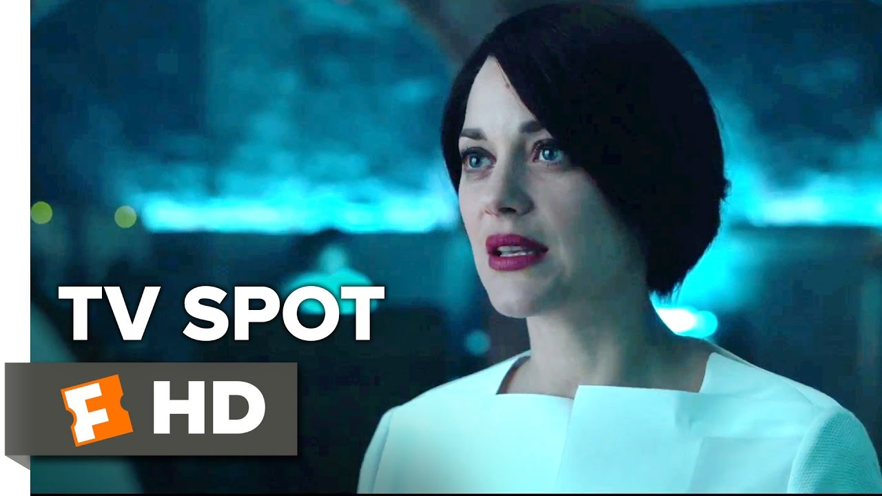 Assassin S Creed Tv Spot Celebrate The Creed 2016 Marion Cotillard Movie Youtube