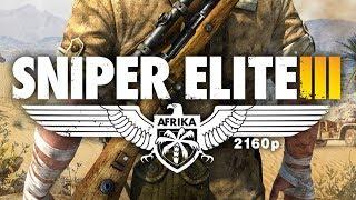 Sniper Elite 3 PC Gameplay 4K 2160p