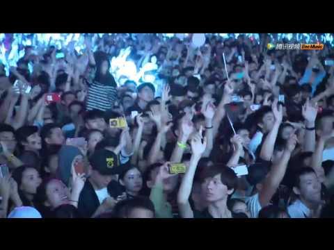 Alan Walker - Live at Jungle Music Festival 2016 ShenZhen