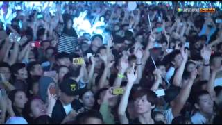 Alan Walker Live at Jungle Music Festival 2016 ShenZhen