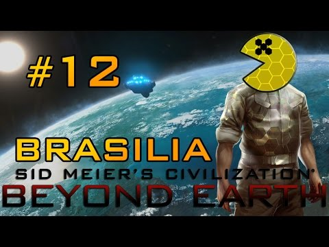 Let's Play Civilization Beyond Earth 1:12 - Brasilia