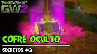 El Cofre Oculto | Secreto #2 | Plantas vs Zombies Garden Warfare 2