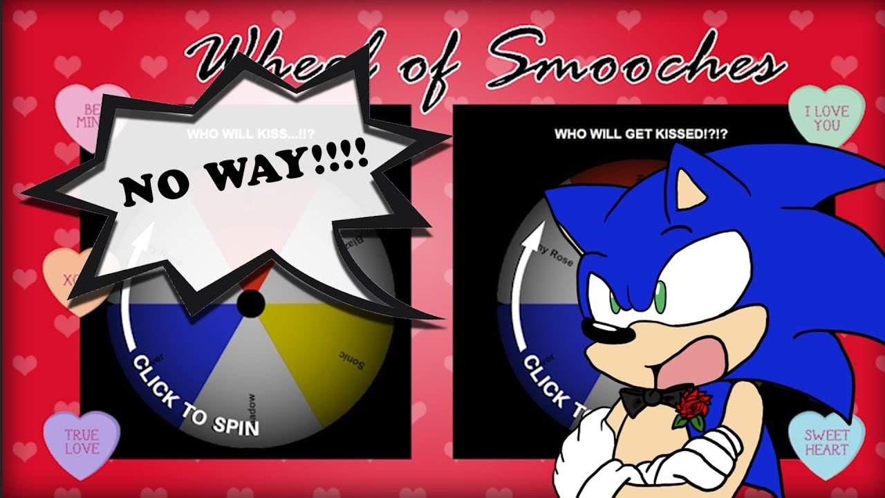 ep26 ask the sonic heroes valentines day sonic shadow silver amy rouge blaze part 22 - Sonic Open Christmas Day