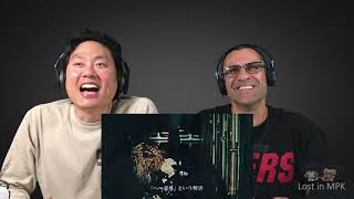 Reaction - MAXIMUM THE HORMONE - Korekara no Menkata Kotteri no Hhanashi wo Shiyou.