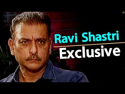 Super Exclusive Ravi Shastri Interview: Hear What He Says On MS Dhoni   Sports Tak