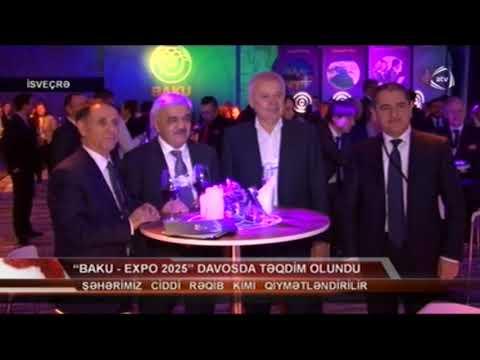 Baku Expo 2025 - ATV - Həftə Sonu