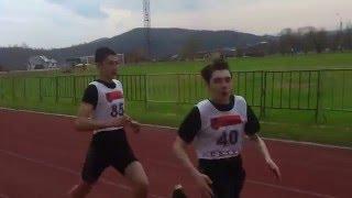 500 метров школьники забег с Трушкиным