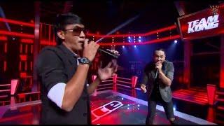 The Voice Thailand - จอห์น VS บาส - ม้าเหล็ก - 19 Oct 2014