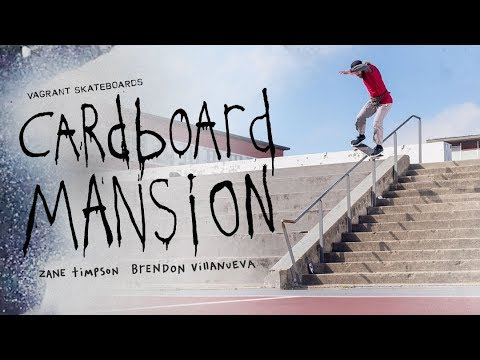 Zane Timpson and Brendon Villanueva's Cardboard Mansion Part