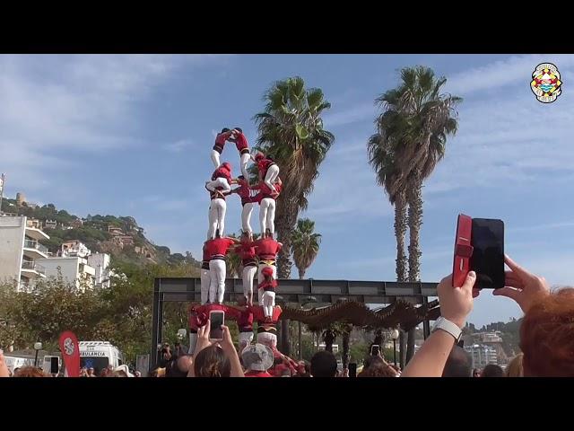 5d7 Castellers Alt Maresme @ Blanes (20/19/2019)