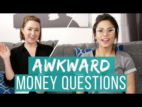 6 Awkward Money Questions With Anna Akana | The Financial Diet
