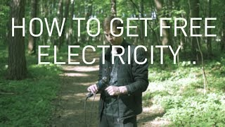 Gambar cover How To Get Free Electricity