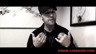 Eric Blaze Webisode 3 -Fan Questions LA