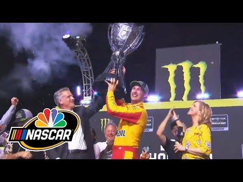 2018 NASCAR Cup Series Extended Highlights: Logano's championship title win | NASCAR | NBC Sports