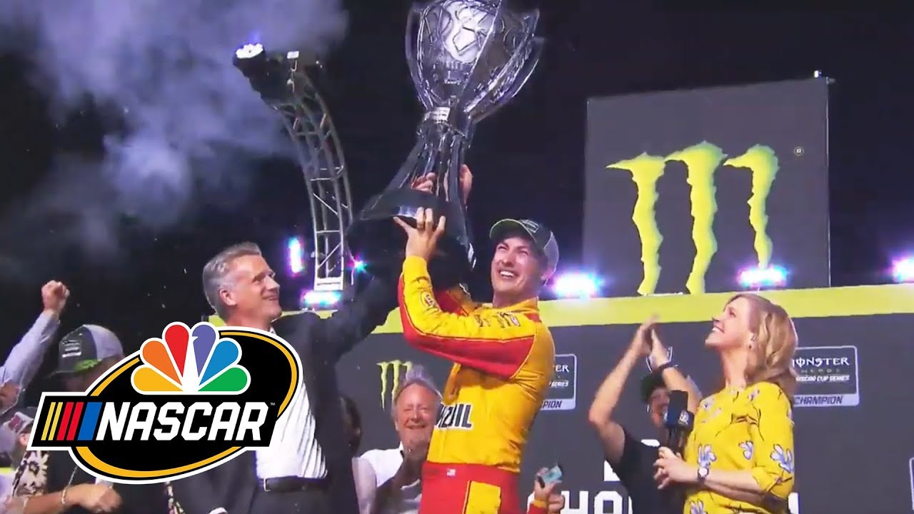 2018 NASCAR Cup Series Extended Highlights: Logano's championship title win | NASCAR | NBC Spor