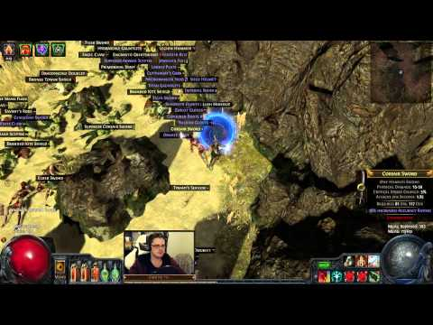 Path of Exile: The Dream Gorge - This Map Had It All [Stream Highlight]