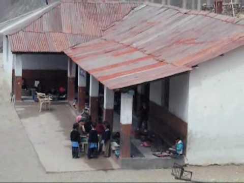 Nako School,Remote Village School, India.wmv