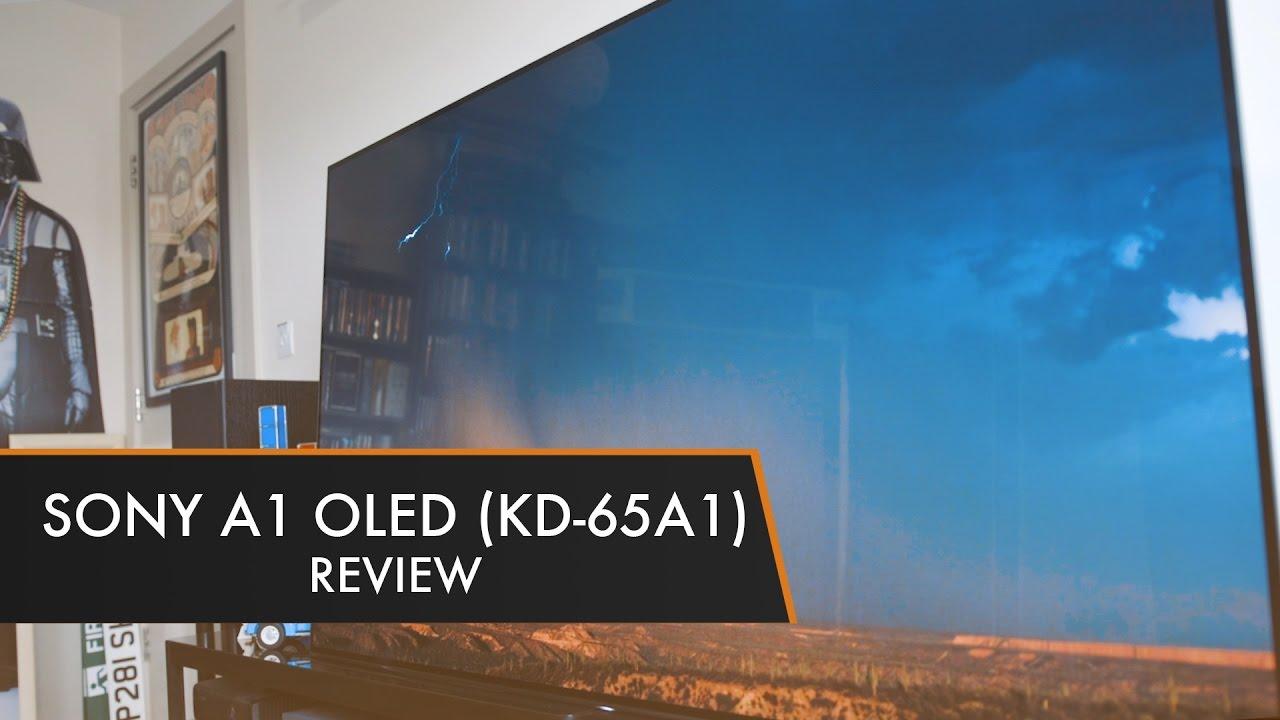 Sony A1 OLED TV (Sony KD-65A1)  361877d6a4