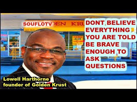 Golden Krust Founder i dont believe it Here is why
