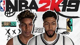 NBA 2K19 MyLEAGUE #10 Ultra Realistic   2019 NBA Draft