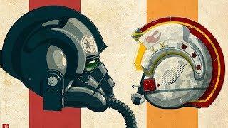 Первые большие сражения Галактической Гражданской Войны