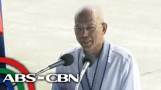 Lorenzana, Kim say return of Balangiga bells 'closure' of painful PH-US past