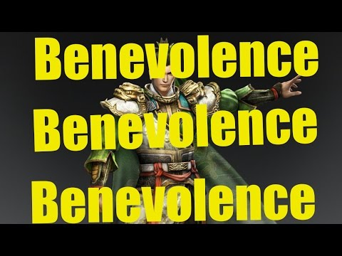 Dynasty Warriors 7 - Shu's BENEVOLENCE