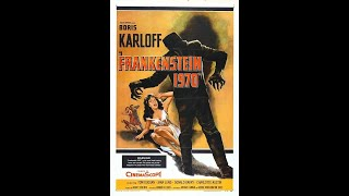 Frankenstein 1970 - Movie Trailer (1958)