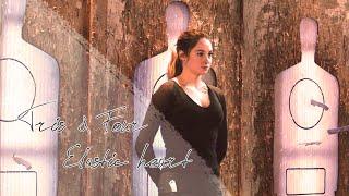 Tris and Four | Sia Elastic heart (Divergent)