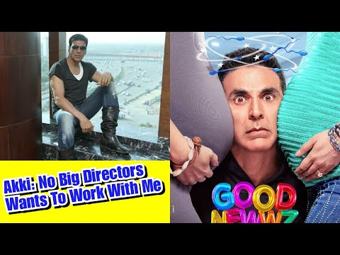 No Big Directors Wanted To Work With Me, Says Akshay Kumar Mp3