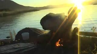 TrekkingTester - 195 Km nördlich vom Polarkreis schlafen unterm Himmelszelt
