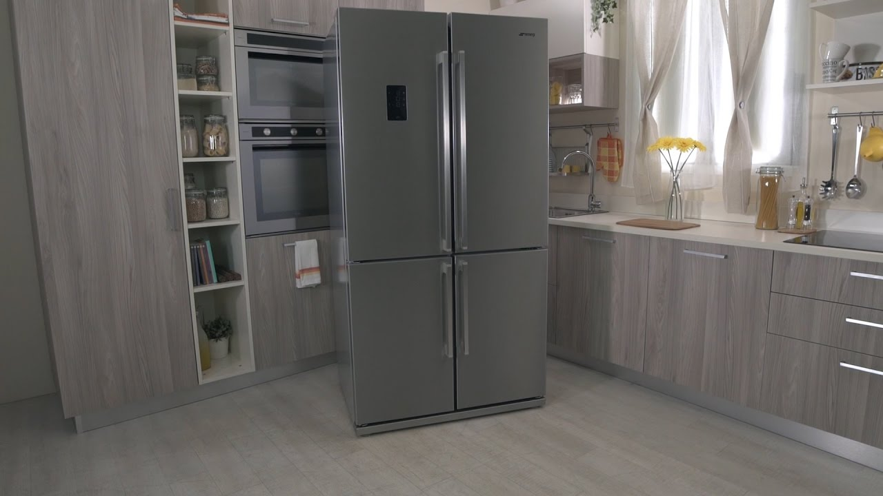 ePRICE Video Recensione Frigorifero SMEG FQ60XPE - YouTube