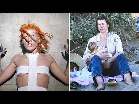 The Fifth Element Cast: Then and Now (1997 vs 2020)